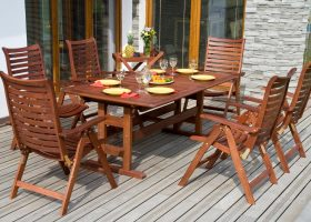 Outdoor Furniture Wood
