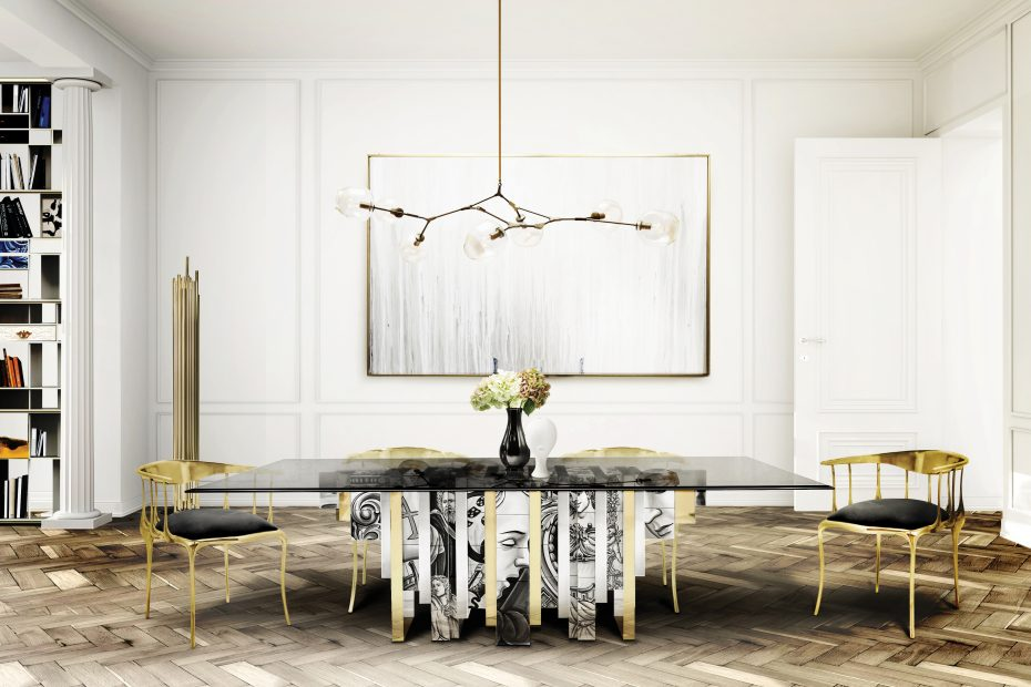 Trends 2018 How To Have The Best Dining Room Design In Your Home