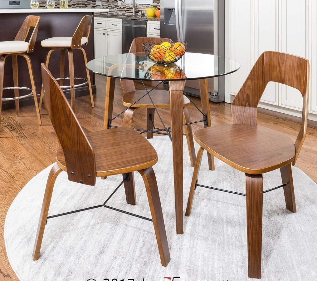 Trilogy Dining Room Set Lumisource Furniture Cart