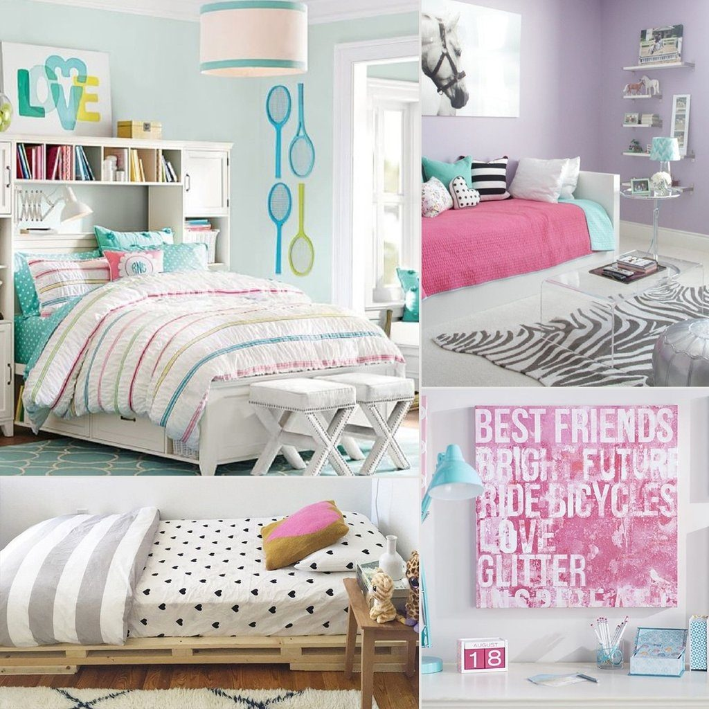 Tween Girl Bedroom Inspiration And Ideas Popsugar Family