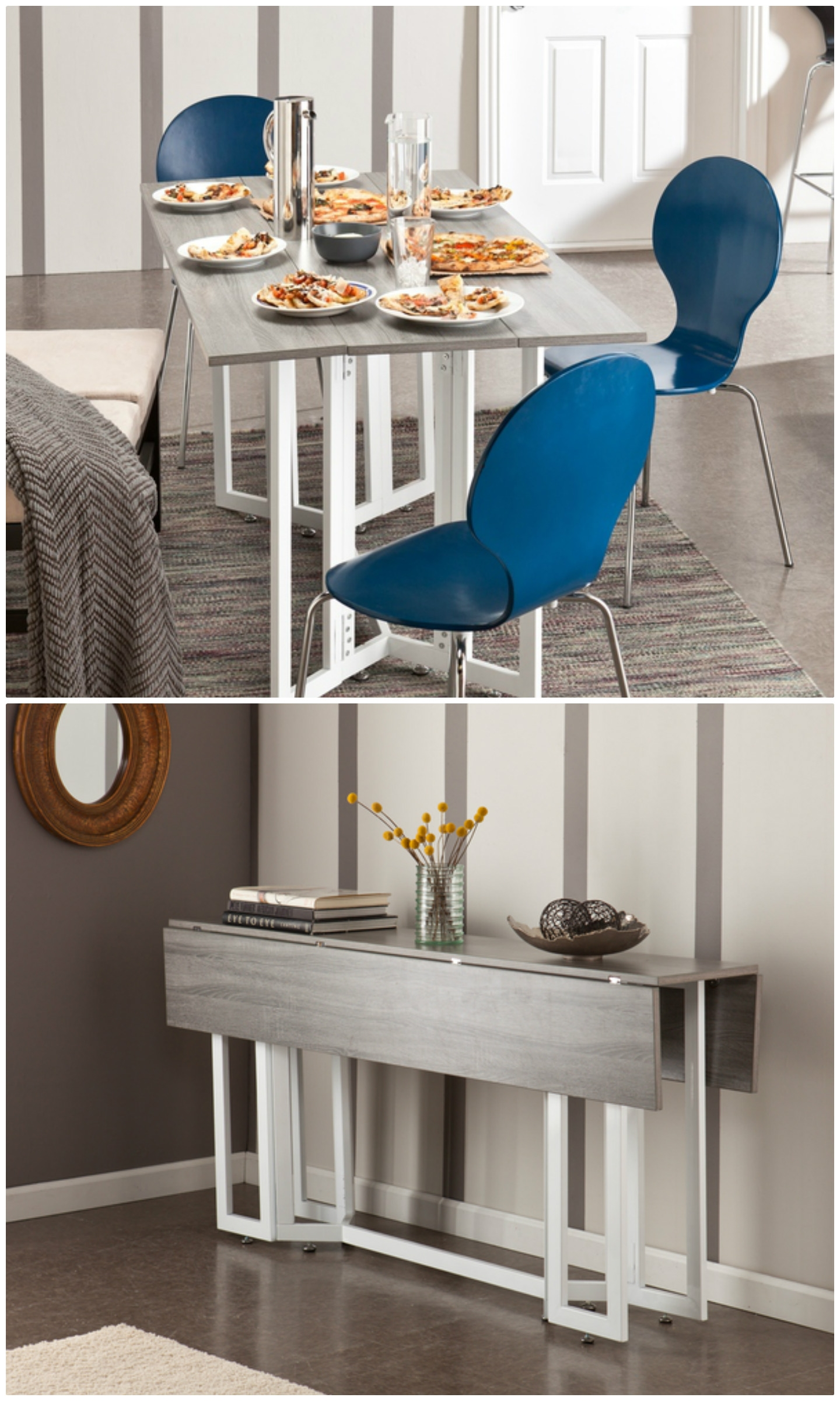 Twenty Dining Tables That Work Great In Small Spaces Living In A Layjao