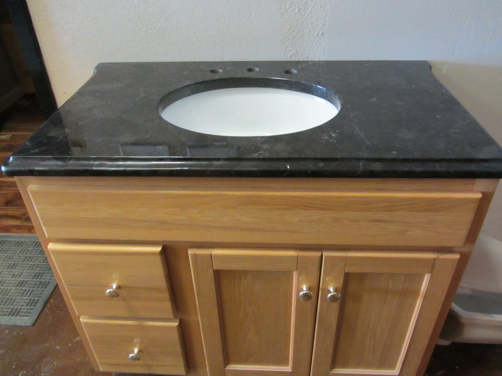 Update Your Bathrooms With A Granite Vanity Top Future Expat