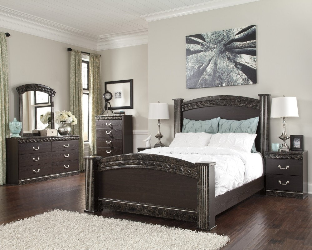 Vachel 6 Piece Bedroom Set Price Busters
