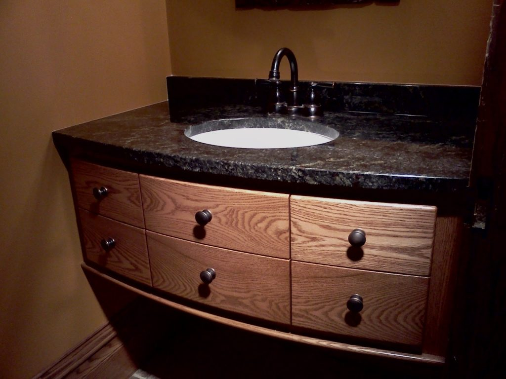 Vanity Granite Countertops Fromy Love Design Bathroom Trend