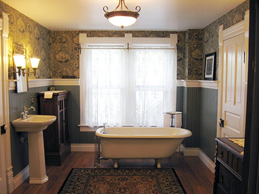 Victorian Bathroom Design Ideas Pictures Tips From Hgtv Hgtv