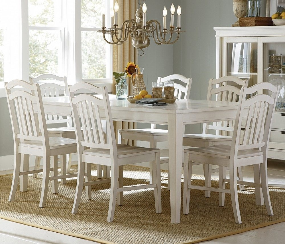 White Dining Room Sets For Sale Solid Wood Dining Table And Chairs