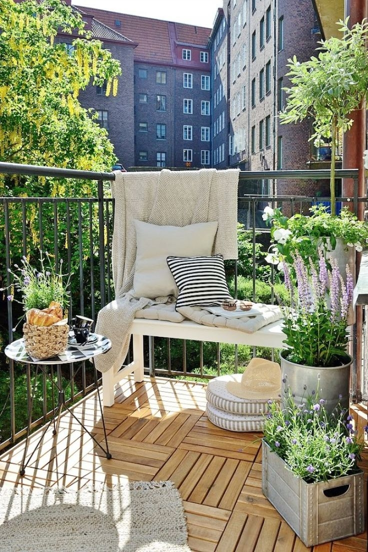 45 Best Garden On A Balcony Images On Pinterest Balcony Ideas