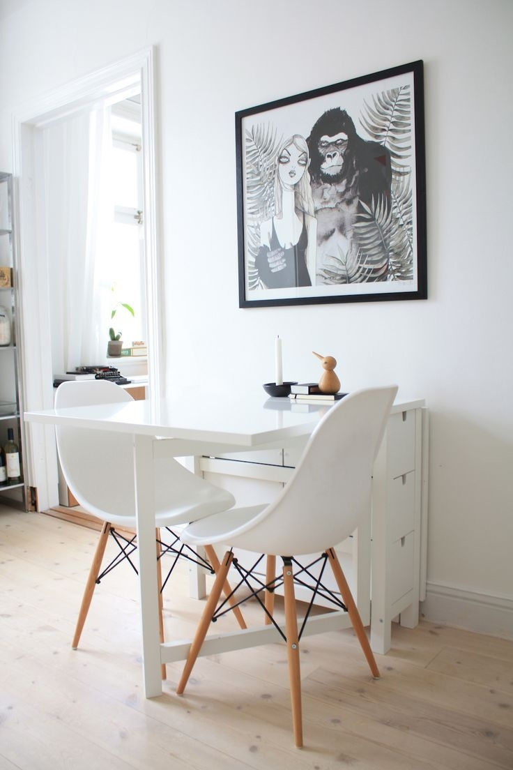 5 Ways To Create Small Space Dining Areas Home Ideas Pinterest