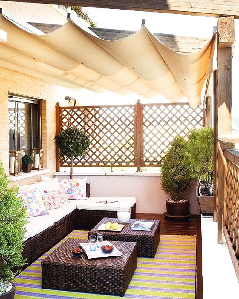 Balcony Designs And Beautiful Ideas For Decorating Outdoor Gallery