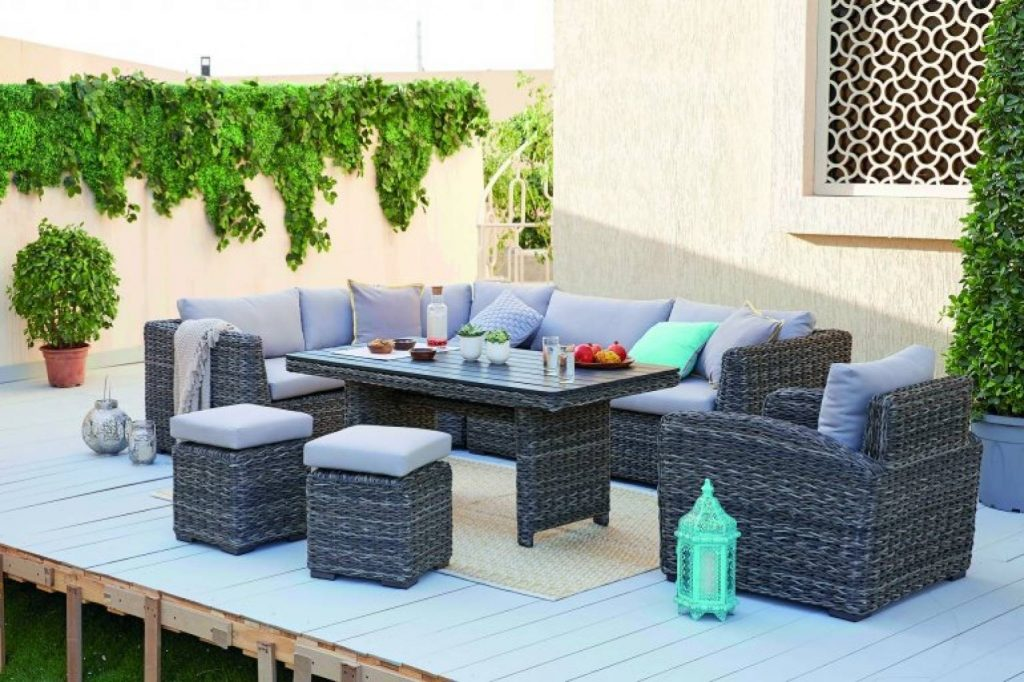 Beautiful 6 Outdoor Furniture Qatar For Your Property Home Design