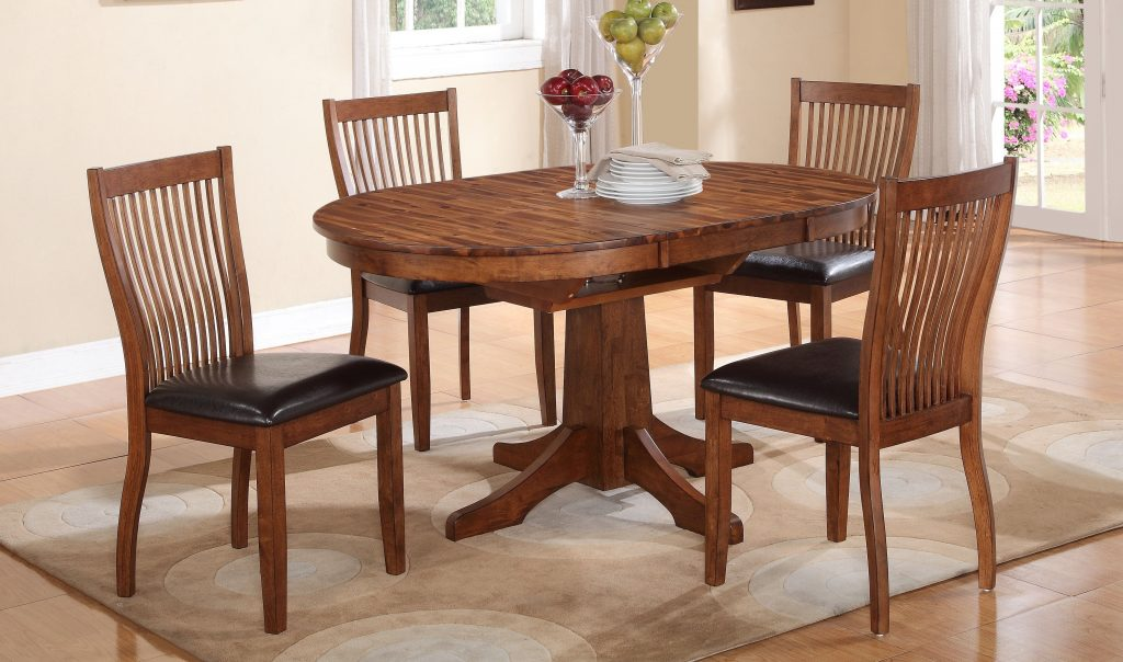 Broadway Pedestal Dining Set Dfb14260set From Winners Only