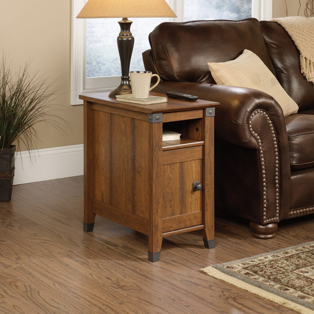 Carson Forge Side Table 414675 Sauder