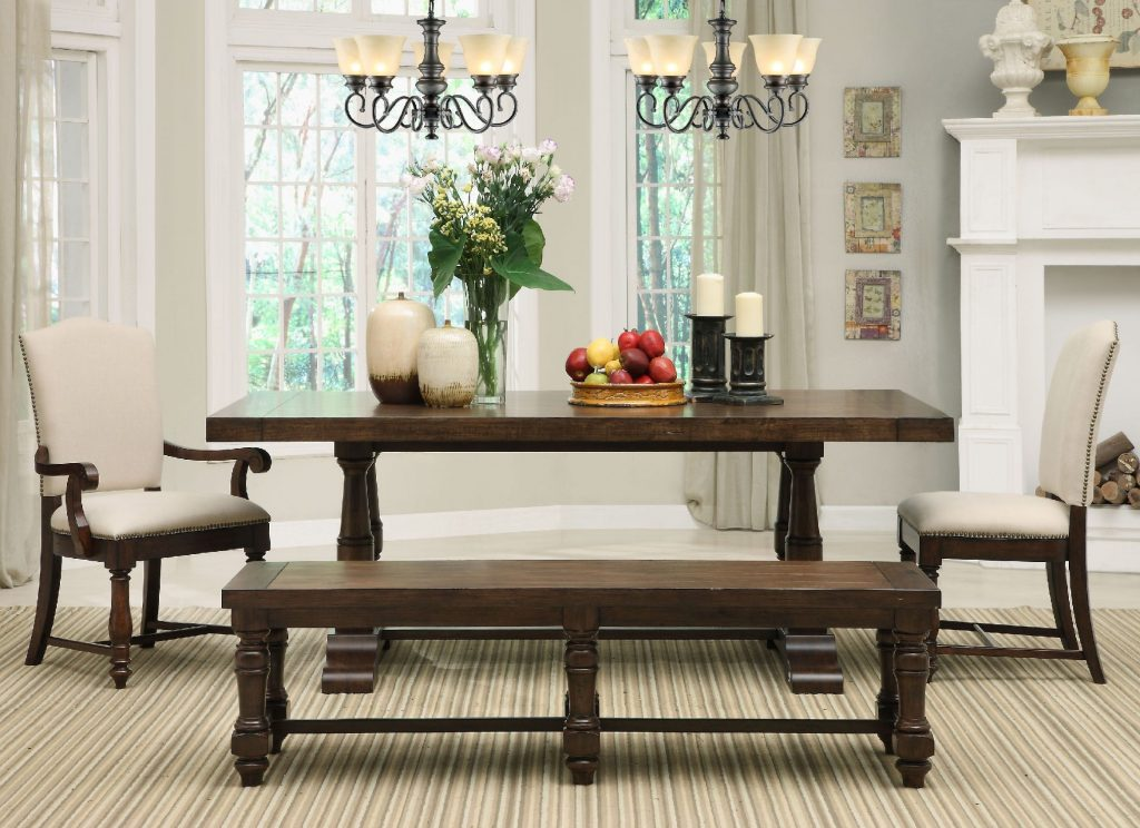 Cheap Dining Room Sets Under 100 Brown High Gloss Finis Dining Table