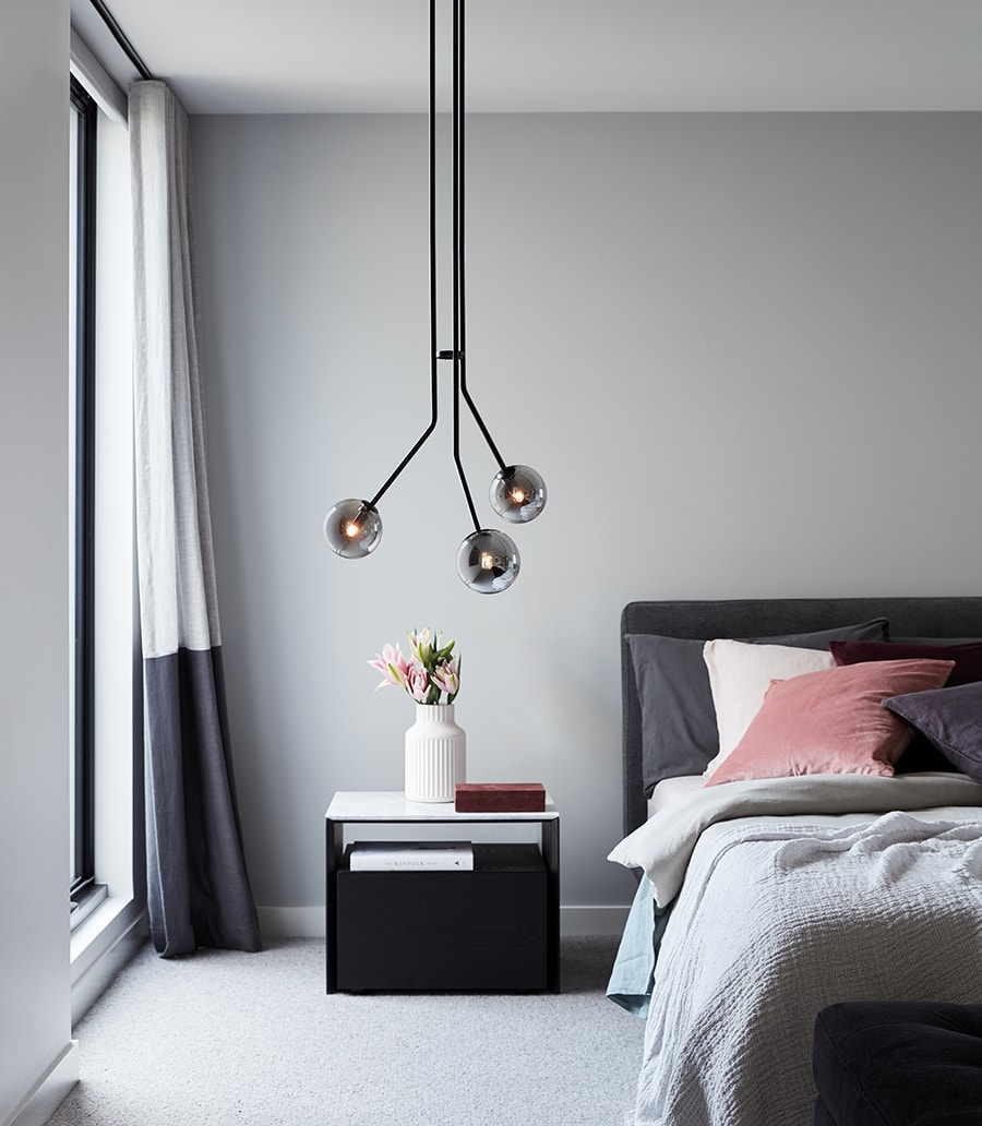 Cheats On Choosing Pendant Lights For A Master Bedroom