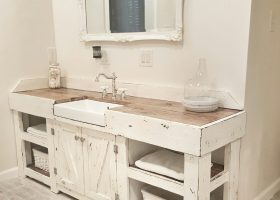 Bathroom Vanities Farmhouse