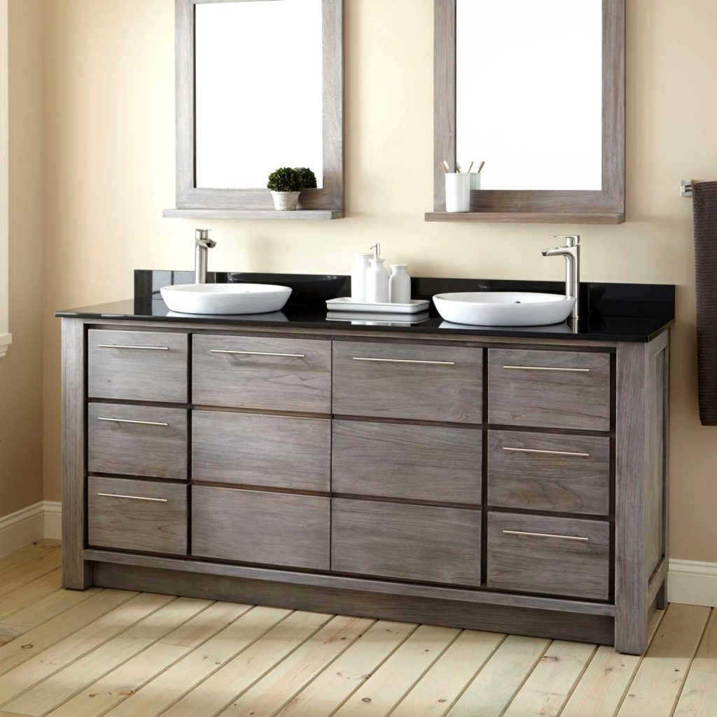 Delightful Bathroom Vanity Toronto Inches Ca Teak For Recessed Sinks