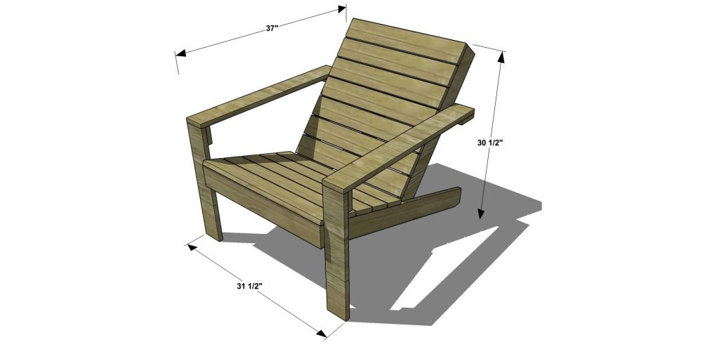 Dimensions For Free Diy Furniture Plans How To Build An Outdoor