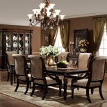 Dining Room Dazzling Elegant Dining Table Set 13 Amb Furniture
