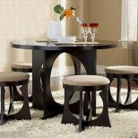 Dining Room Dining Table And Chairs For Small Rooms Compact Dining