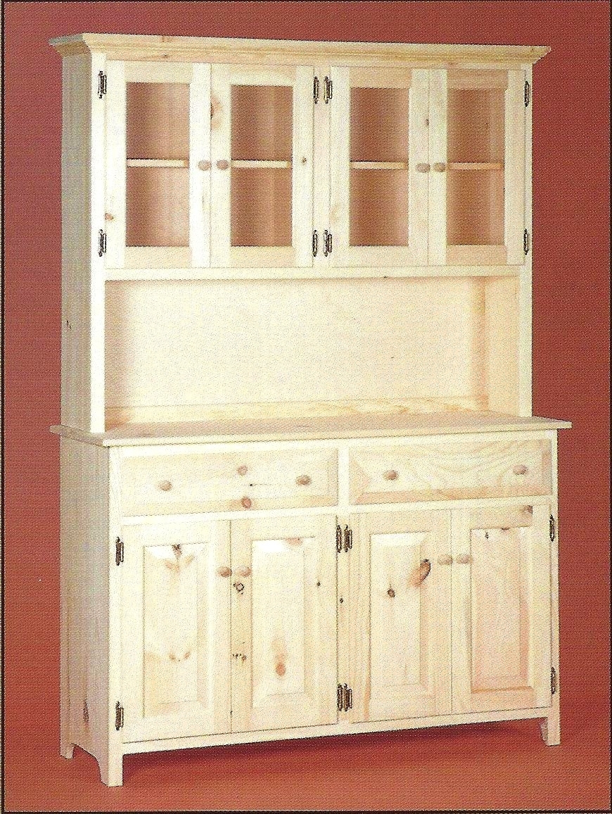 Dining Room Hutch Plans Domainmichael