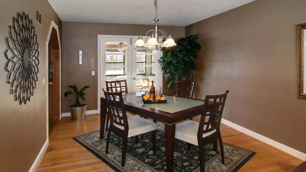 Dining Room With Carpet At Home Ideas Youtube