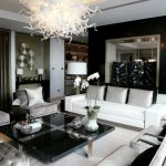 Living Room Ideas Black And White