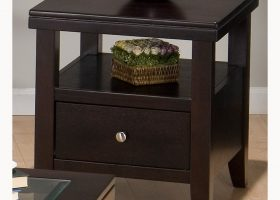 Living Room End Tables With Drawers