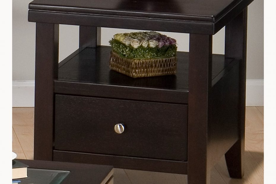End Tables With Drawers For Living Room Home Design Ideas