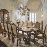Excellently Luxury Dining Room Sets Orange Leather Dining Chairs