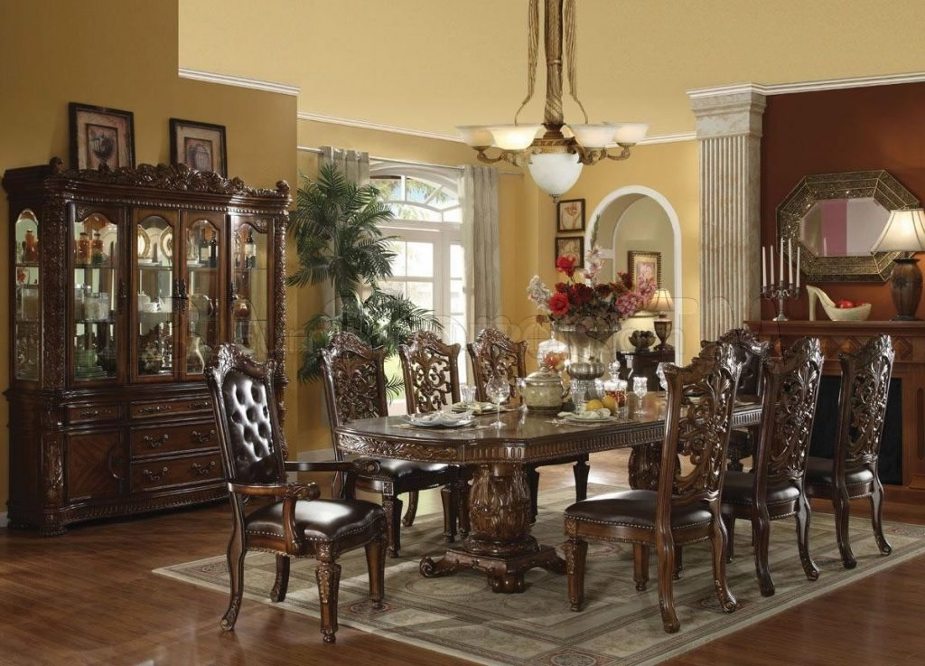 Formal Dining Room Sets How Elegance Is Made Possible Dining