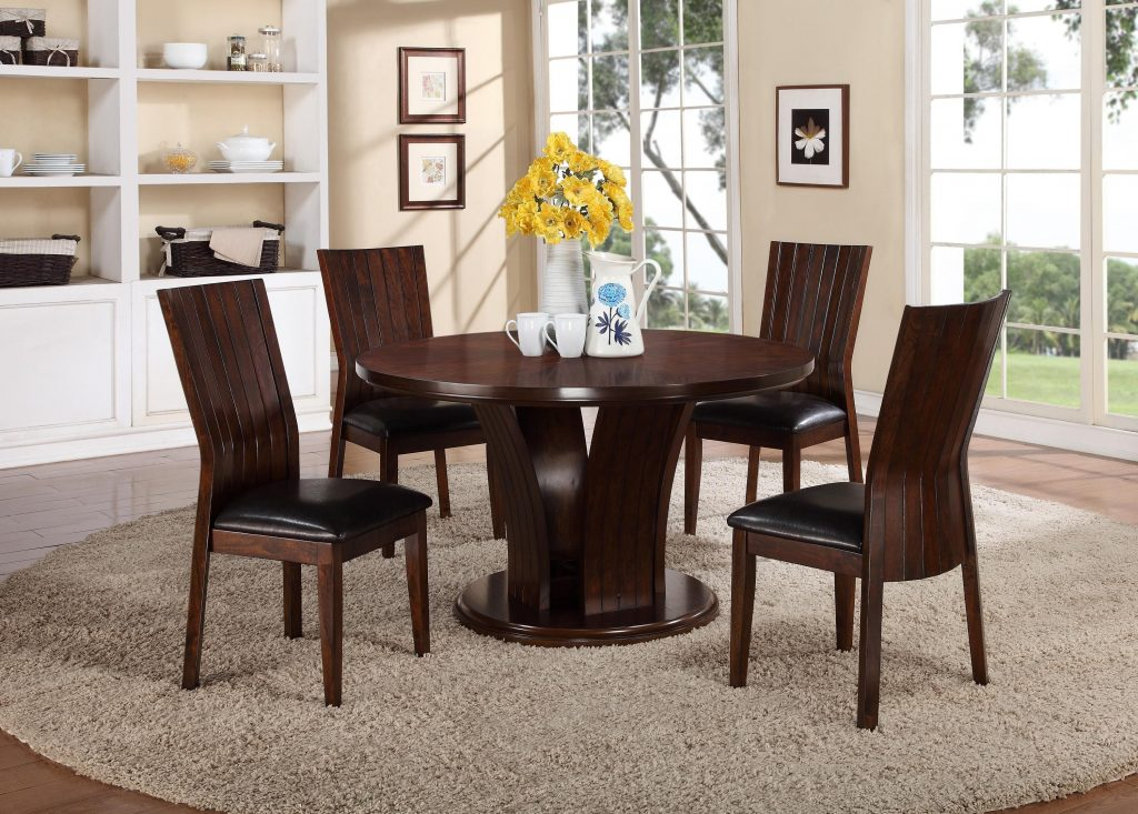 Gorgeous Farmhouse Dining Room Chairs On Dining Chairs For Heavy
