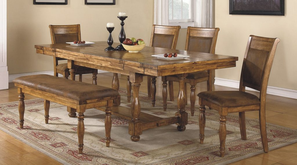 Grand Estate Trestle Table Dg24092 Dining Tables From Winners