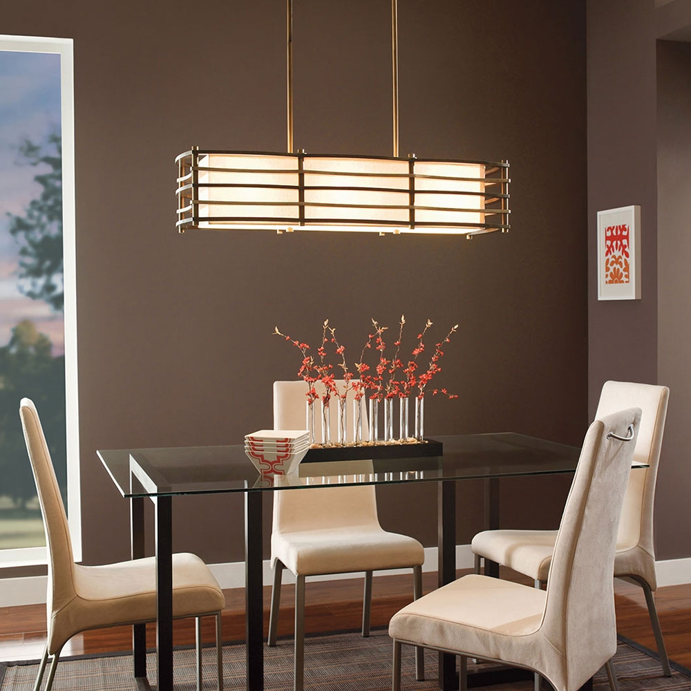 How To Hang Dining Room Light
