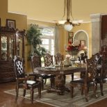 Illustration Of Perfect Formal Dining Room Sets For 8 Perfect