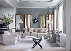 Living Room Ideas In Gray