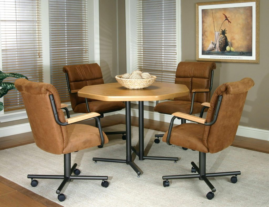 Kitchen Table Office And Chairs Small Two Inc Dining Arm Chair With