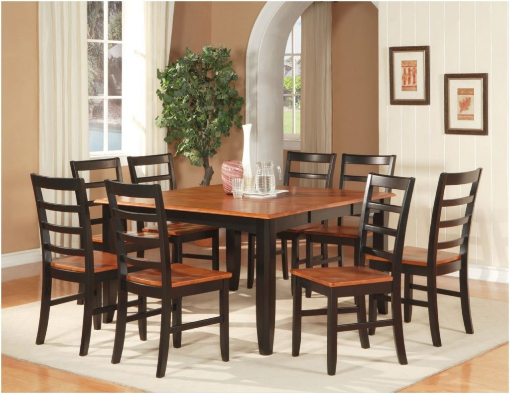 Kitchen Table Seats 8 Dining Room Table Cool Dining Room Sets For 8
