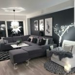 Living Room Living Room 27 Black White And Silver Ideas Awesome
