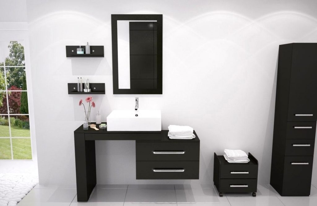 Lush Bathroom Vanity Modern Home Designs Appealing Modern Bathroom