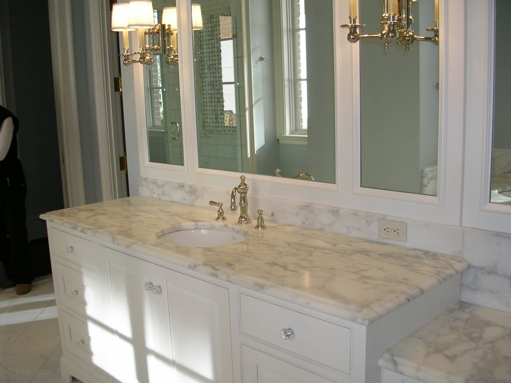 Marble Bathroom With Awesome Design Ideas Bathroom Ideas