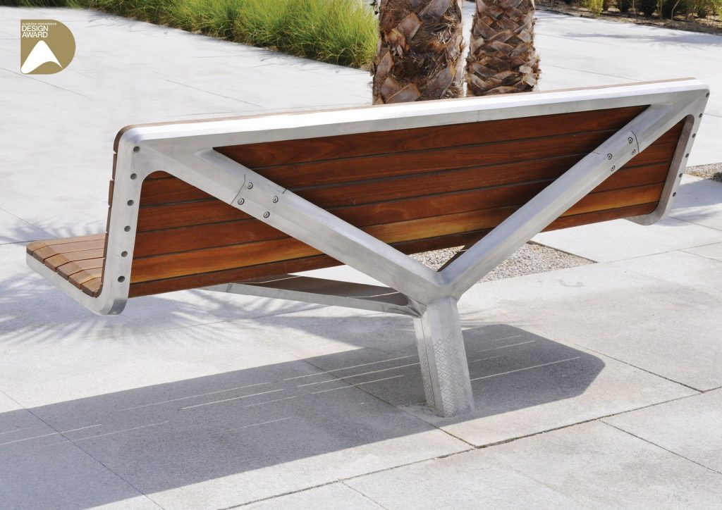Marina Seat Was Designed For The City Of Lusail In Qatar Made From