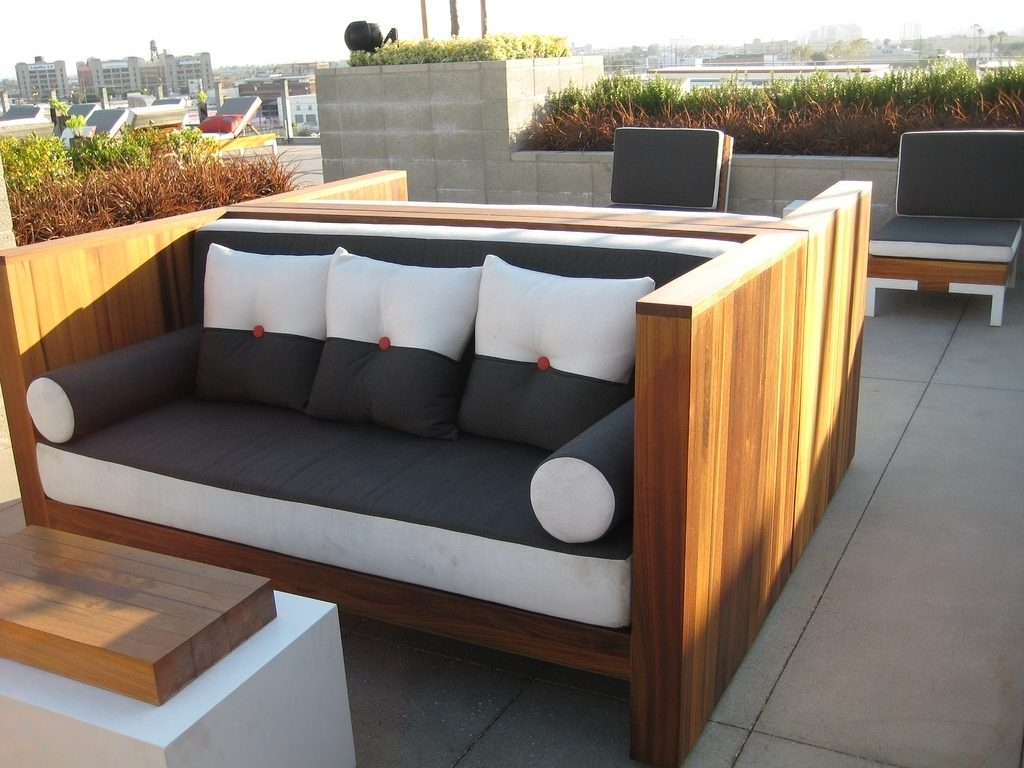 Modern Outdoor Design With Denver Commercial Patio Furniture And