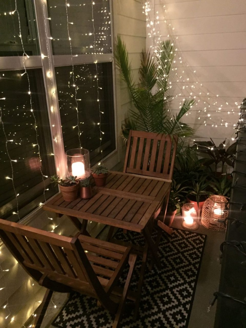 Outdoor Small Balcony Decor Ideas Apartment Design Along With