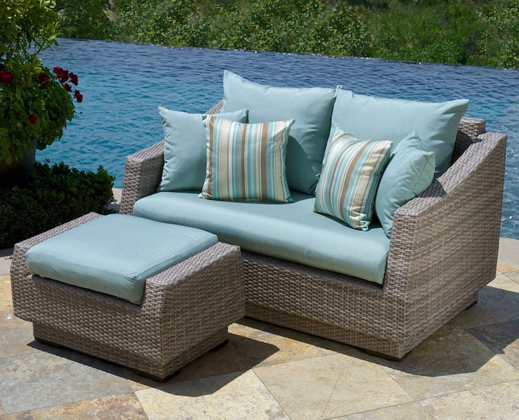 Patio Furniture Cushions For Daybed Miamikwikdry Home Blog