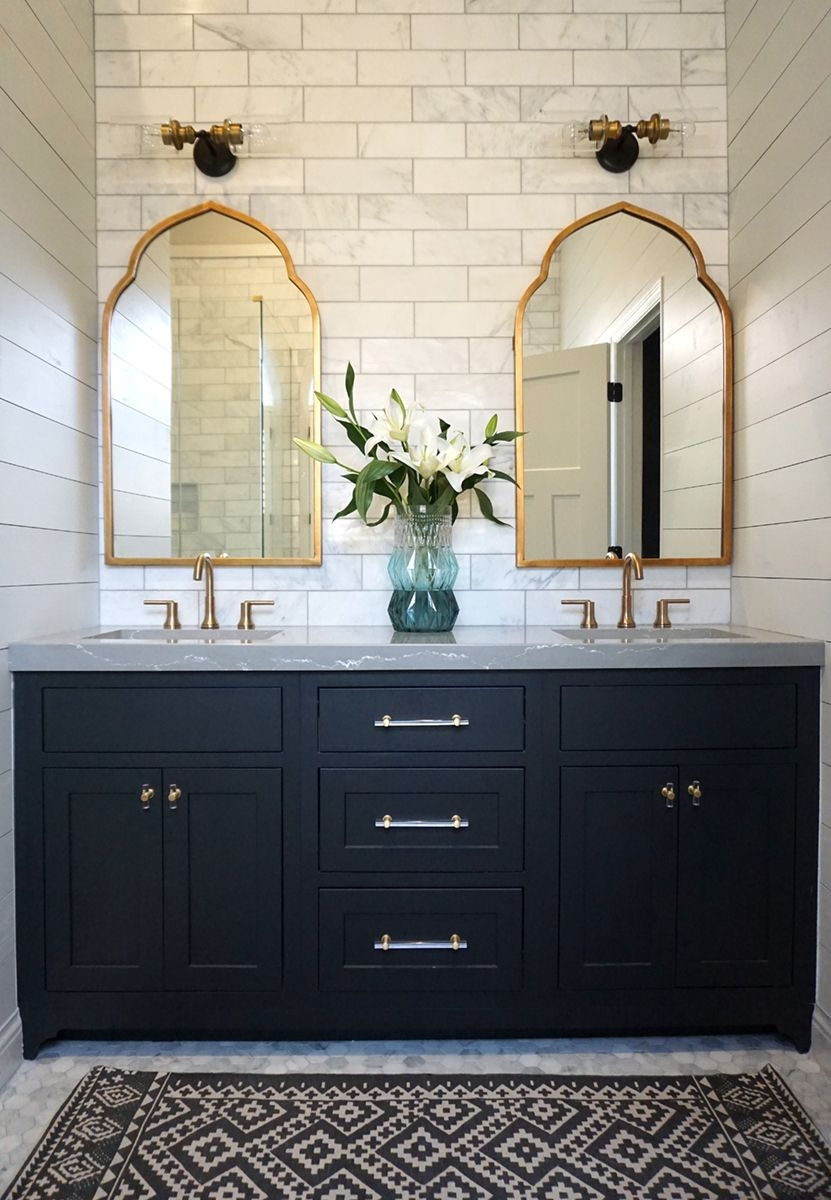 Pin Cliqstudios On Bathroom Vanity Cabinets Pinterest