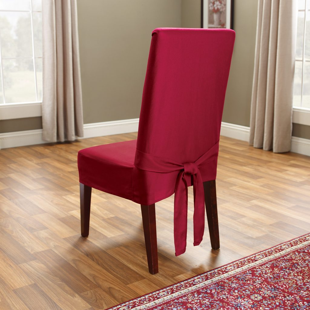 Simplicity Of Dining Room Chair Covers To Decor Darlanefurniture