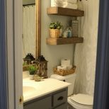 Small Bathroom Makeovers Ideas On A Budget Bathroom Organization