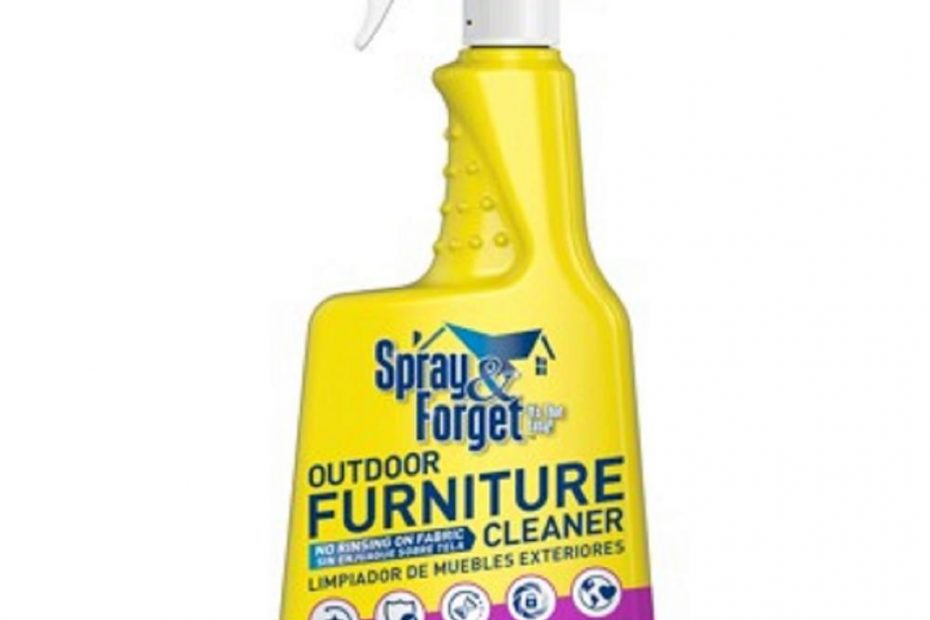 Spray And Forget 24 Oz Outdoor Furniture Cleaner Sfofc 1q The