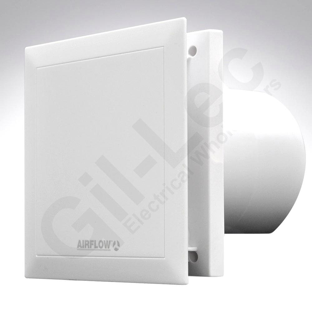 Staggering Silent Bathroom Extractor Fan Airflow Qtt Quiet Air Quiet