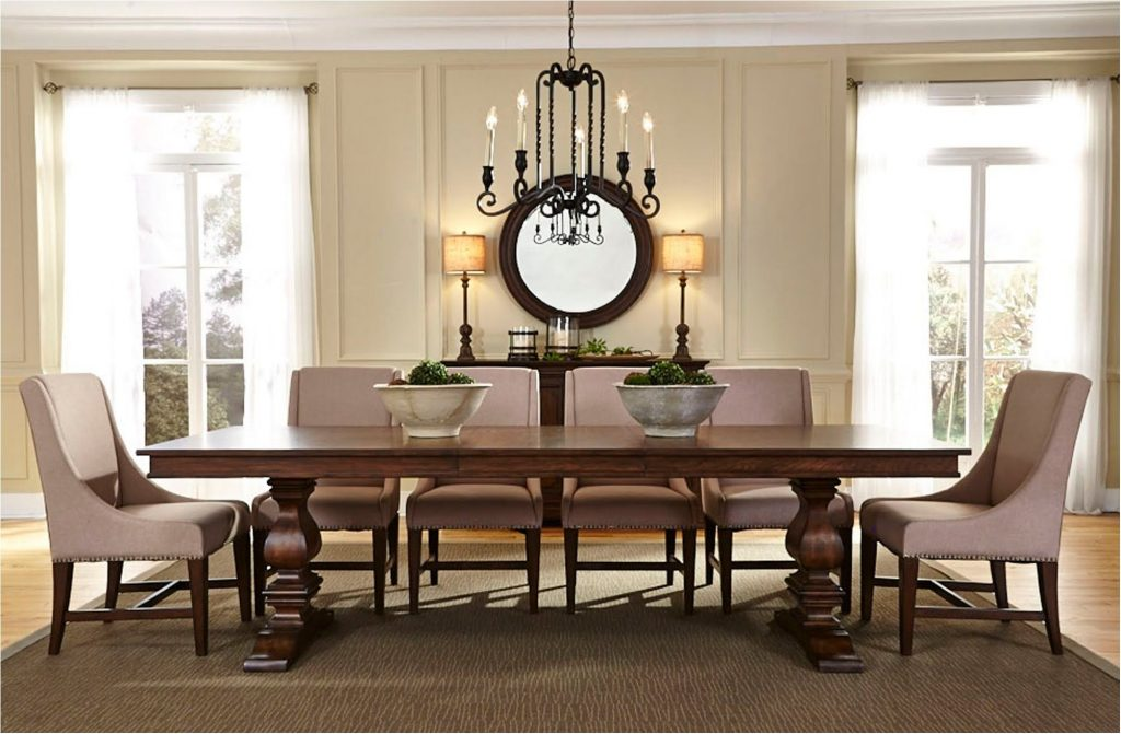 Stunning Armand Trestle Table Dining Room Set Liberty Furniture